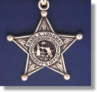 Hillsborough County Florida Sheriff S Badge Charms